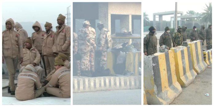 Security arrangements for Chakka Jam
