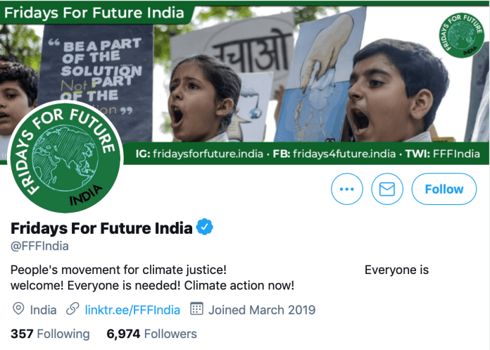 Greta Thunberg files: Greta, FFF India and its support to 'farmers protest', 'Extinction Rebellion' and their violent past