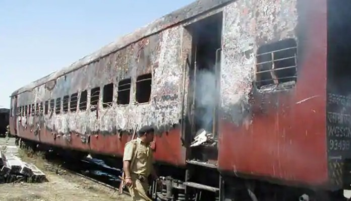 Godhra train burning accused arrested after 19 years