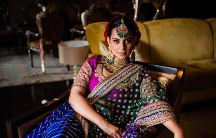 Actor Kangana Ranaut hits back at the Congress leader who called her 'naachne ganne wali', says she knows how to break bones as well