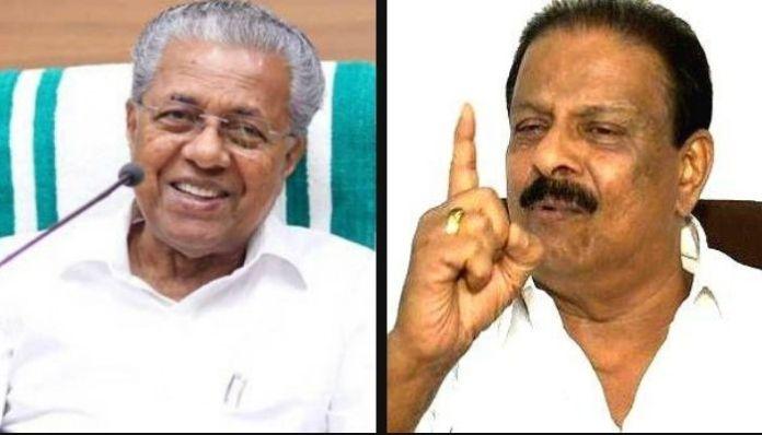 Kerala: Congress party supports MP who hurled casteist slurs at Pinarayi Vijayan