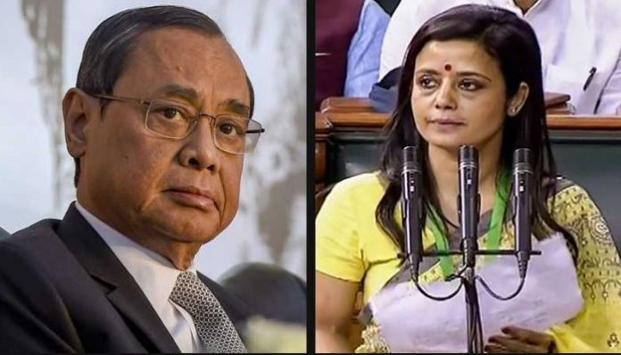Mahua Moitra raises 'sexual harassment' charges against ex-CJI, BJP seeks action