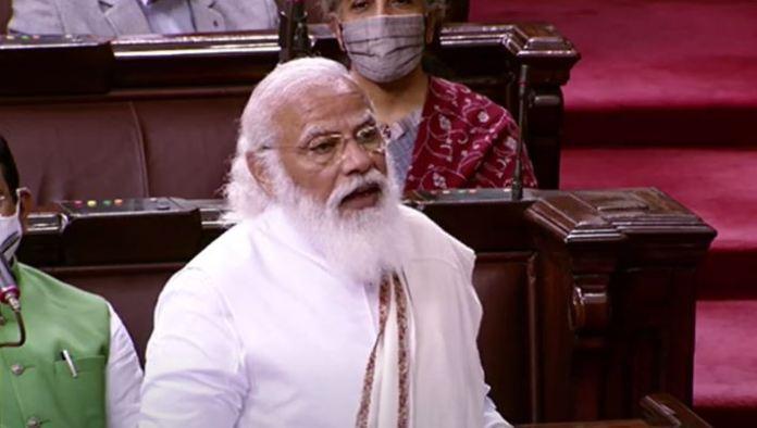 PM Modi calls opposition 'upset phoophis' in weddings