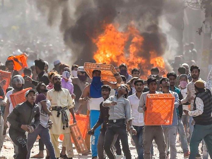 anti-hindu delhi riots