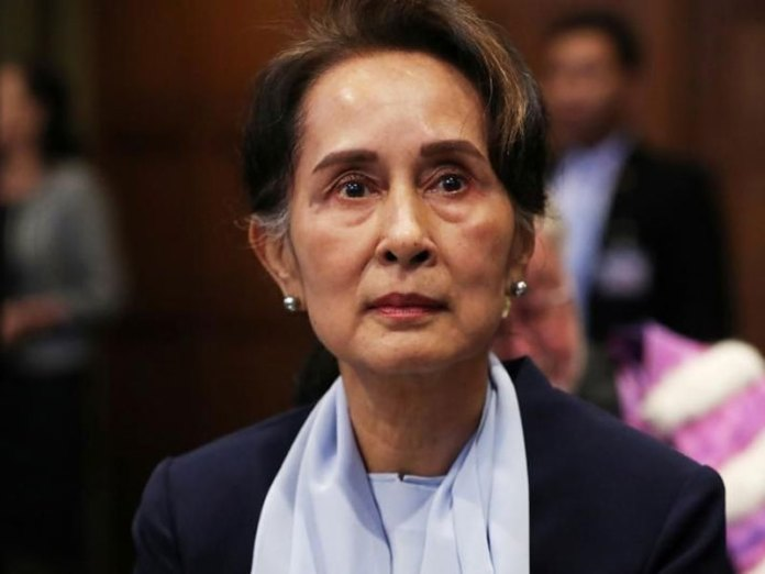 Nobel Committee extends support to Aung San Suu Kyi, condemns military coup in Myanmar