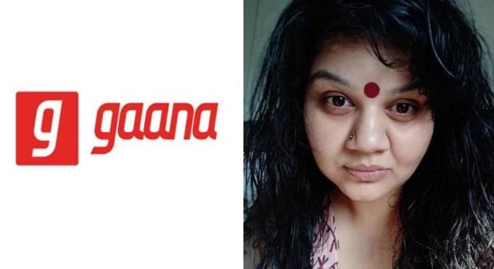Gaana employee Tanzila Anis