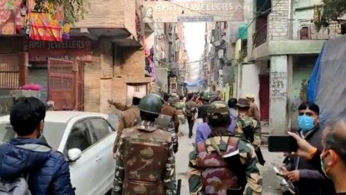 Rinku Sharma Mangolpuri murder Delhi Police