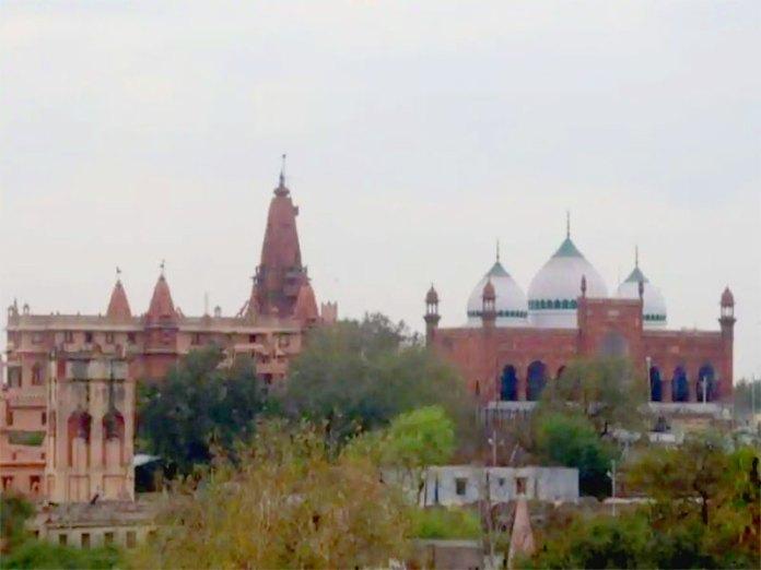 Mathura Krishna Janmbhoomi