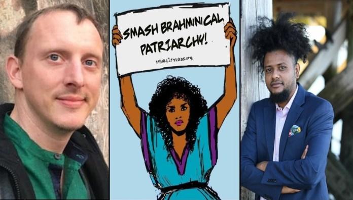 Anti-Brahminism Caste activists, Khalistanis, Equality Labs, Suraj yengde