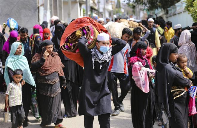Prashant Bhushan fights for illegal Rohingyas, files petition in SC seeking halt in deportation