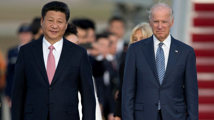 US sanctions Chinese officials