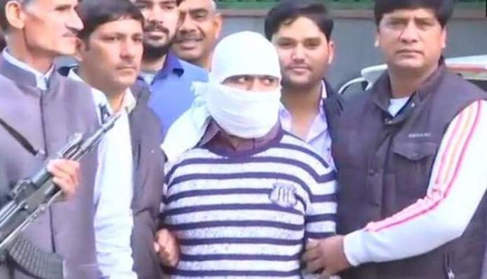 Terrorist Ariz Khan senteced to death in Batla House case