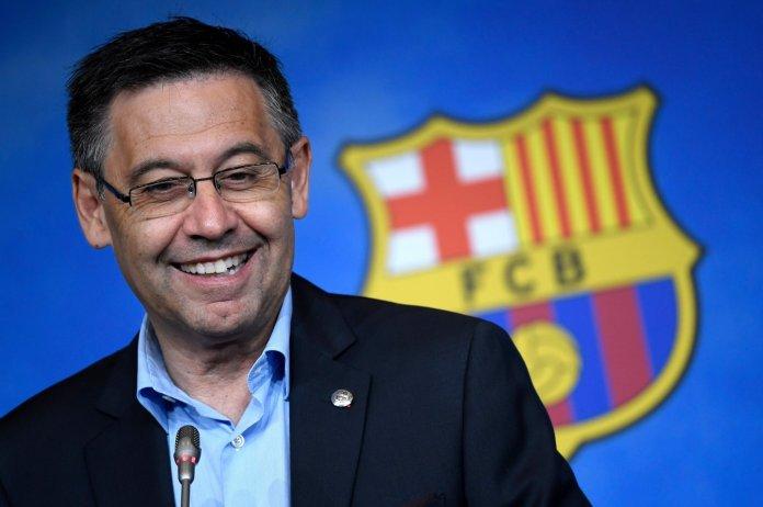 Former FC Barcelona president Josep Maria Bartomeu