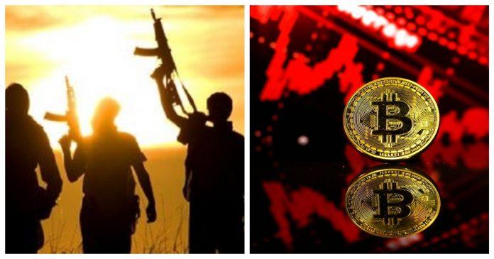 Terrorists use bitcoin