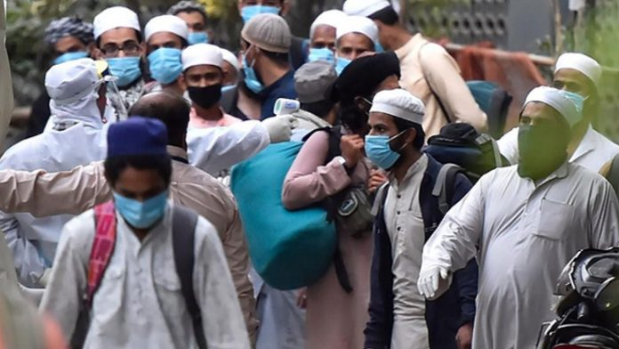 Maharashtra MBBS book links coronavirus outbreak to Tablighi Jamaat, withdrawn after outrage