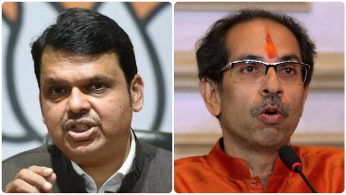 Devendra Fadnavis had recently alleged that Uddhav Thackeray sat on a report detailing the transfer posting racket in state police