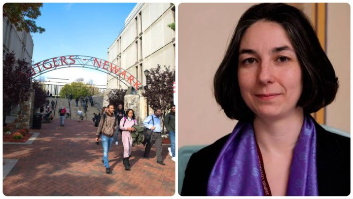 Hindu on Campus Group express displeasure after Rutgers Newark come to the defence of rabid anti-Hindu historian Audrey Truschke