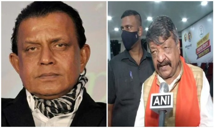 BJP clarifies about Mithun Chakraborty