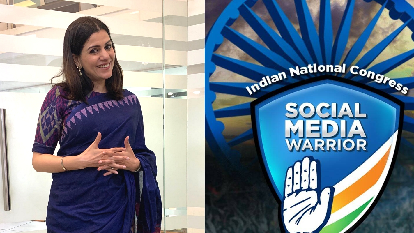 Congress trolls attack 'journalist' Nidhi Razdan over a critical article on Party's performance in recent elections