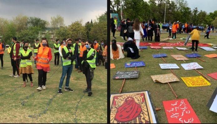 Women's Day: Pakistanis label 'Aurat March' as vulgar, un-Islamic