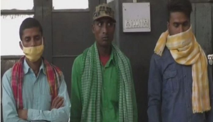 UP police arrest Alam and others for trafficking 15 minors from Bihar