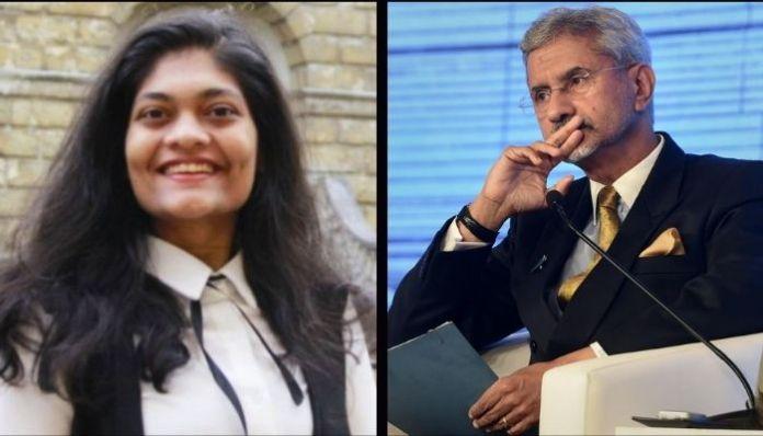 EAM S Jaishankar raises the 'Oxford racism case' in Parliament