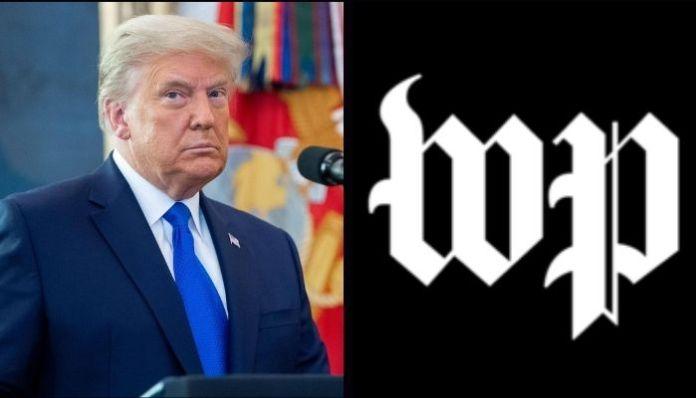 Washington Post 'corrects' fake story about Trump pressurising investigators