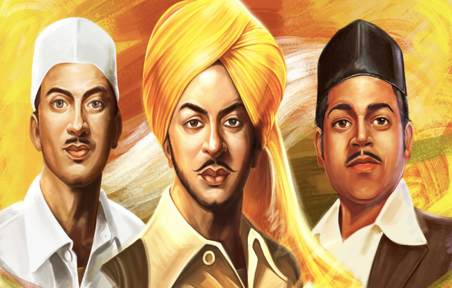 Bhagat Singh, Sukhdev and Rajguru were hanged in Lahore jail on this day in 1931