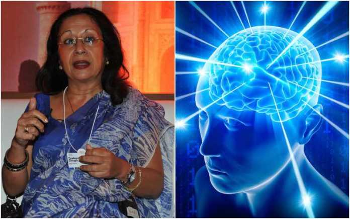 Tavleen Singh suggests mess made by Maha government is 'plot' to topple the government