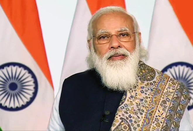 Modi launches Dandi March
