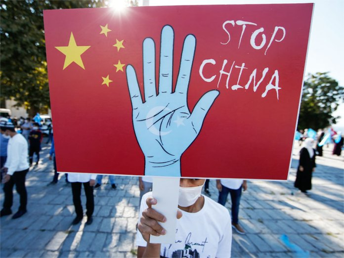 US: Biden admin formally declares China's treatment of Uyghurs as genocide