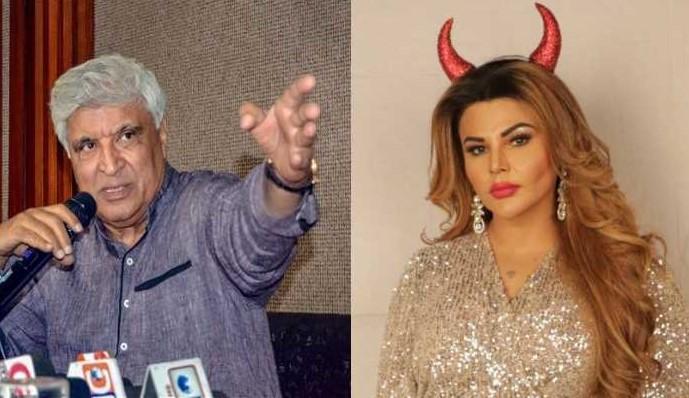 Javed Akhtar to make a movie on Rakhi Sawant