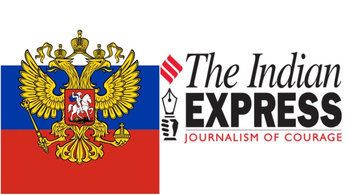 Russian Embassy dismisses Indian Express report on Afghan peace process