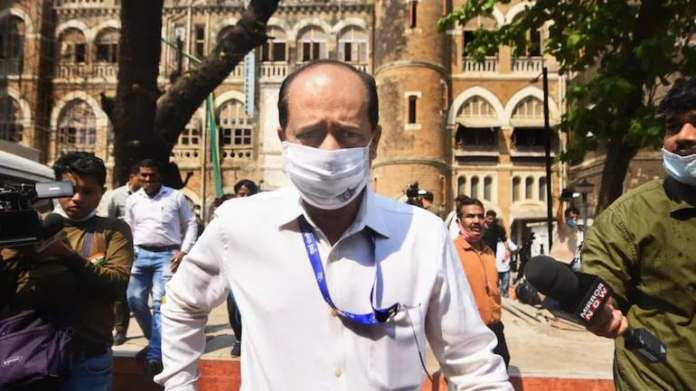 Maharashtra ATS says Sachin Vaze the key conspirator of Mansukh Hiren's murder, BJP slams ATS