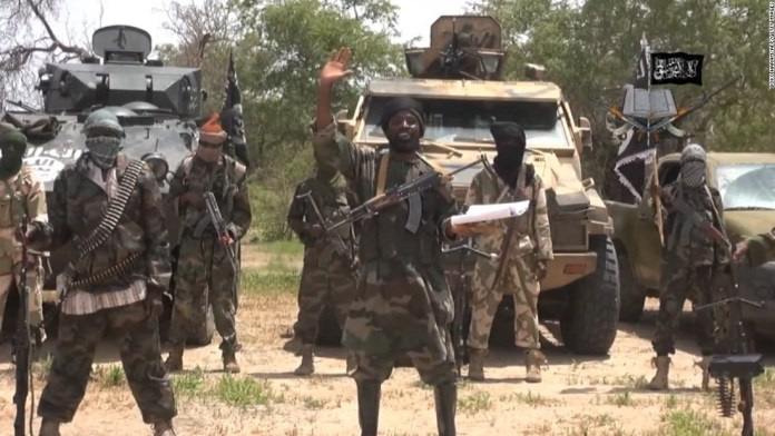 Boko Haram claims the responsibility of shooting down a Nigerian Air Force jet