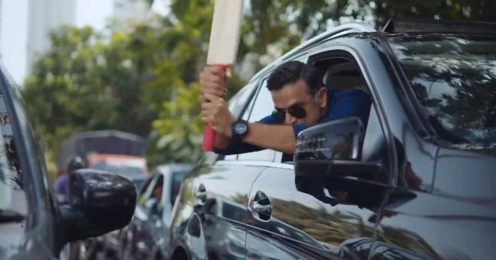 Rahul Dravid in viral CRED ad