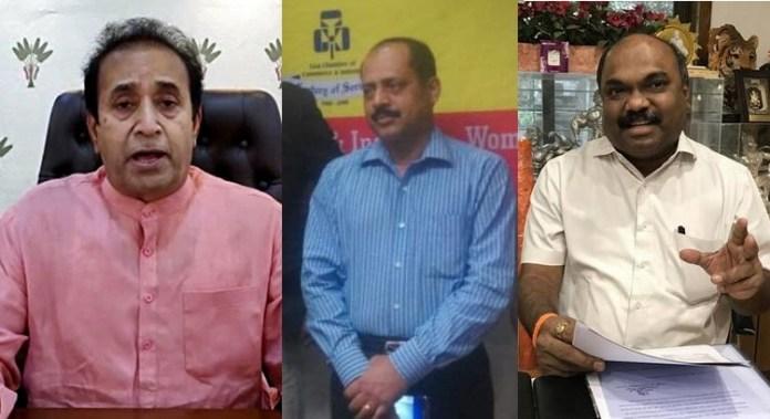 Anil Deshmukh Sachin Vaze Anil Parab