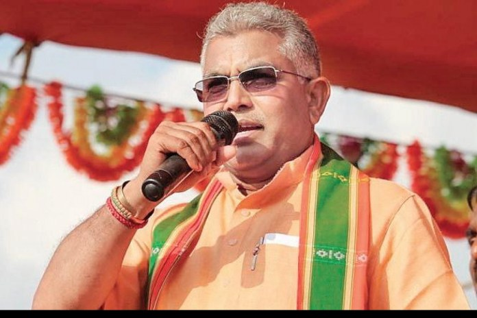 Why do leftist intellectuals hate Dilip Ghosh so much? Here is the reason