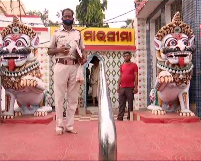 Odisha: Lord Jagannath's 'Mausi Maa' temple looted, cash stolen