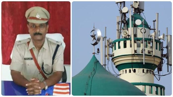 Mosque loudspeakers were used to instigate mob against Bihar cop Ashwini Kumar