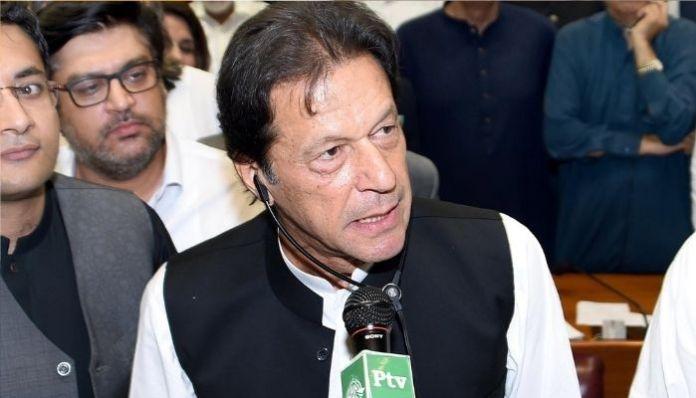 Pakistan: Woman stumps Imran Khan with 'Ghabrana Nahi hai' catphrase