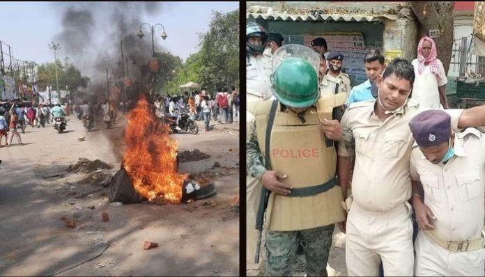 Bihar: Students attack cops, govt officials over closure of coaching centres