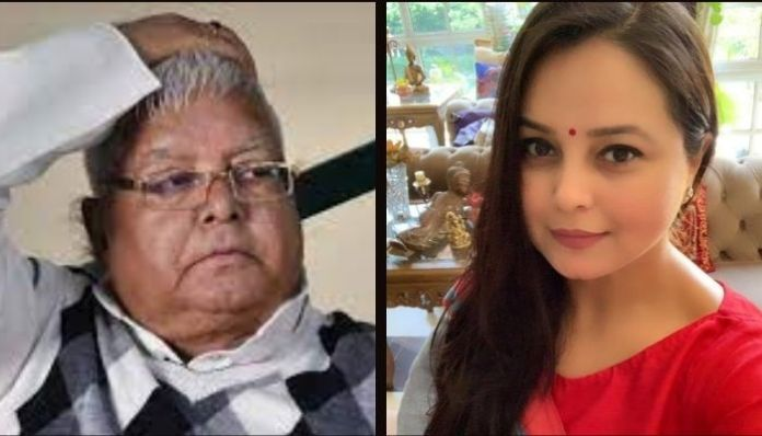 Scam convict Lalu Yadav's daughter Rohini to keep Roza during Ramzan for her father's health, will pray to Allah too