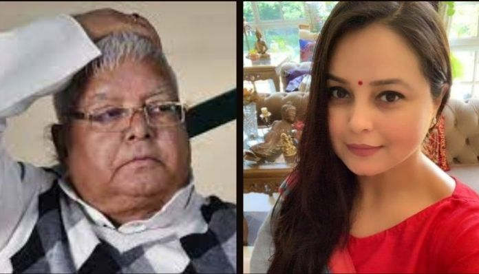 Daughter of convict Lalu Yadav to fast in Ramzan for her father's well-being