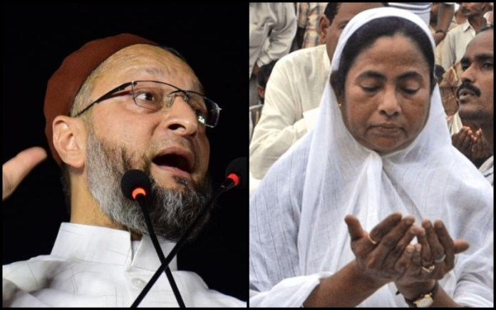 Is Asaduddin Owaisi insinuating that Hindus are 'up for sale' and 'honourable' Muslims cannot be bought? Here is what he said