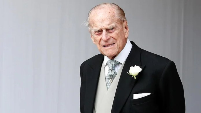 Prince Philip dies at 99 years of age