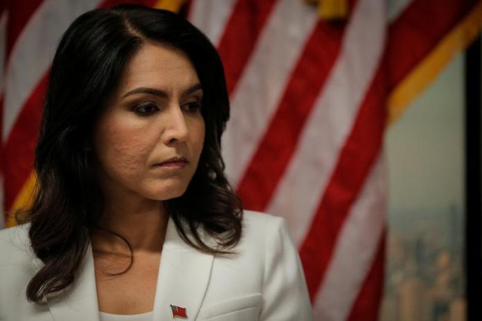 Tulsi Gabbard speaks out in favour of Bengali Hindus in Bangladesh