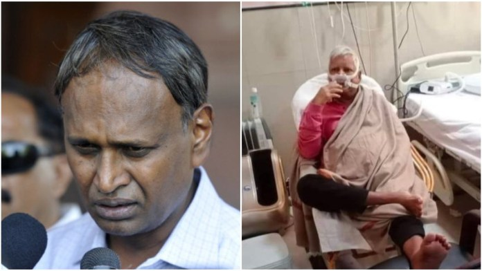 Congress leader Udit Raj ignore's fodder scam convictions, claims Lalu is in jail because of his 'caste'
