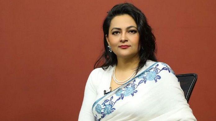 Arfa Khanum Sherwani denies existence of Muslim appeasement in West Bengal