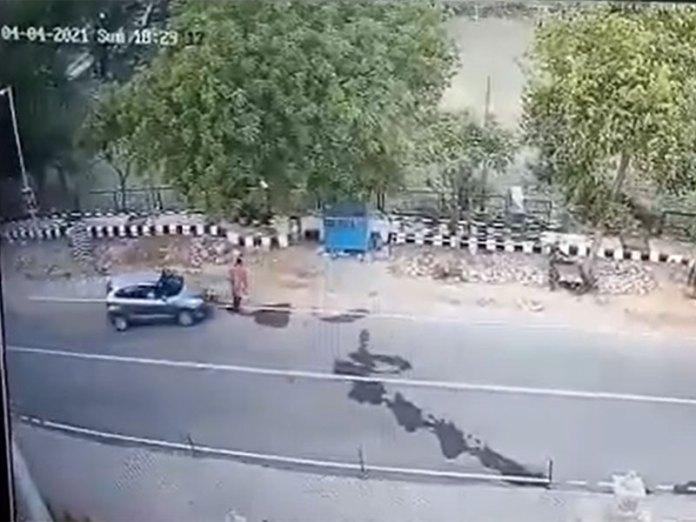 Dwarka Accident